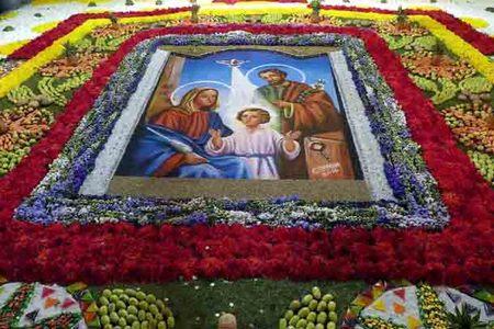 《墨西哥瓦曼特拉---聖母‧聖像‧花毯》特展