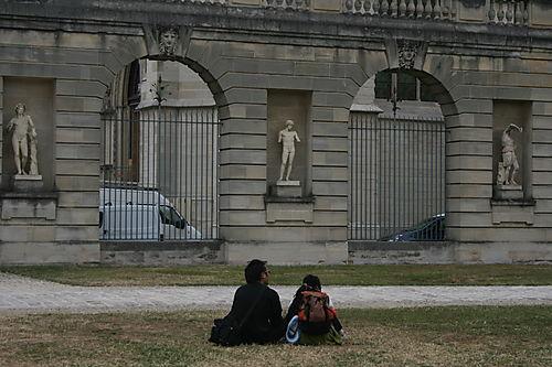 2008法国 France 巴黎文生古堡
